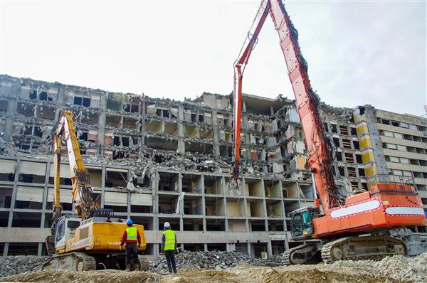 Demolition Contractors Charlotte Residential Commercial